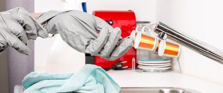 Професионална помощ при почистване на апартаменти
